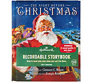 Hallmark Recordable Storybook - Night Before Christmas - H208941