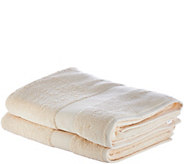 Northern Nights Set of 2 35x68 100Cotton Bath Sheets - H209341