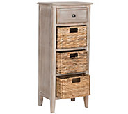 Safavieh Michaela Side Table with Drawer Storage - H209741