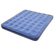 Pure Comfort Queen Size Battery Powered Air Bed - H281041