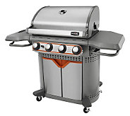 STOK Quattro 4-Burner Gas Grill - H282141