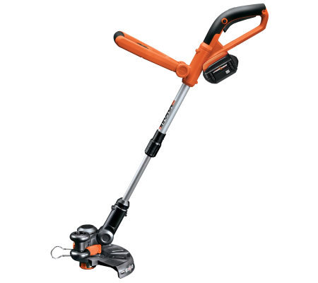 Worx GT WG165 Cordless Trimmer/Edger w/24V Lithium-ion
