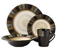 Pfaltzgraff Cayman 16-Piece Dinnerware Set - H363641