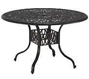 Home Styles Floral Blossom 42 Round Dining Table - H367841