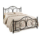 Hillsdale House Milwaukee Full Bed - Antiqued Brown Finish - H156342