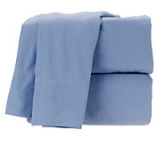 Home Reflections Micro Flannel Super Soft CK Sheet Set - H199942