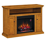 BellO Cannes TV Stand Infrared Electric Fireplace Heater - H290442