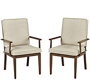 Key West Set of 2 Arm Chairs - H291842
