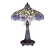 Tiffany-Style Wisteria Table Lamp - H159743
