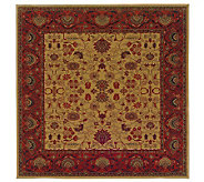 Couristan 710 Square Everest Tabriz Rug - H160343