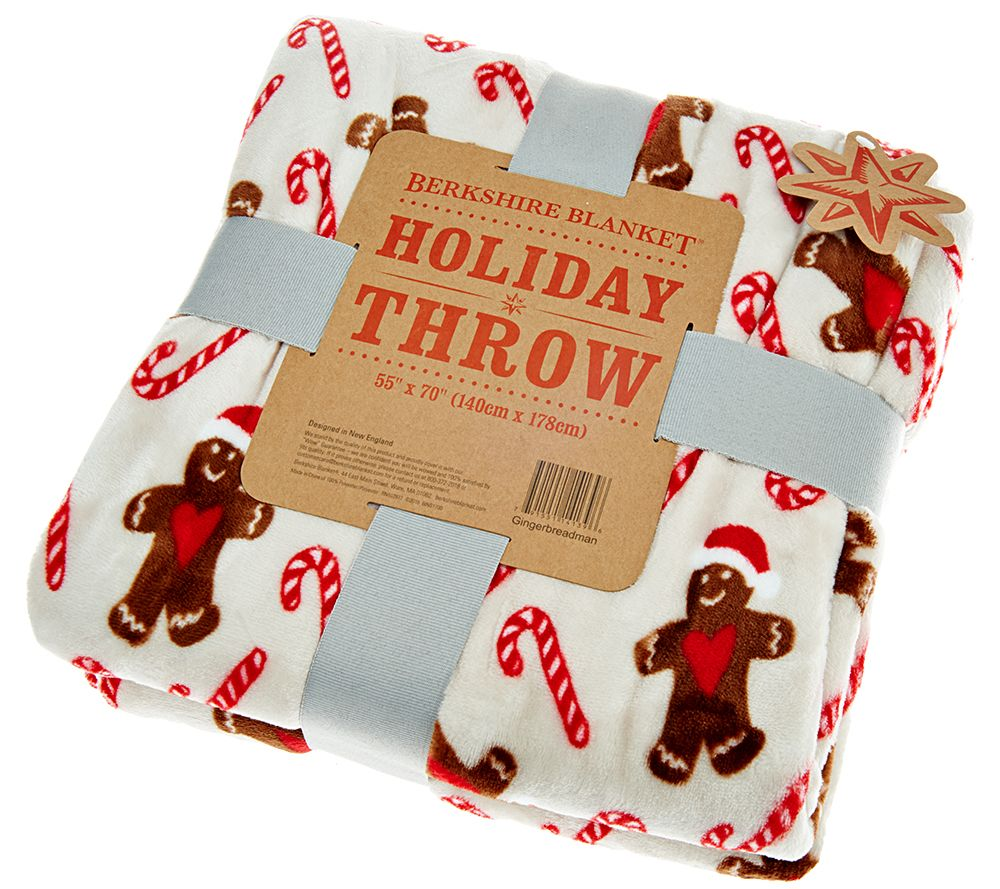 "Berkshire Velvet Soft Oversized 166""x166"" Holiday Throw - Page 16 ..."