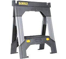 DeWalt Adjustable Leg Sawhorse