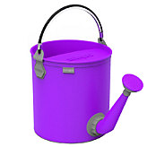 ColourWave Collapsible 2.6-Gallon 2-in-1 Watering Can / Bucke - H283343