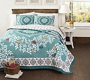 Newbold 3-Piece King Quilt Set by Lush Decor - H287543