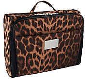 Ultimate Cosmetic Organizer Case by Lori Greiner - H204044