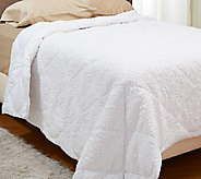 Florentine Quilted King Down Alternative Comforter - H206244