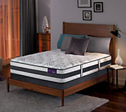 Serta iComfort Hybrid Applause II Full Plush Mattress Set - H209244