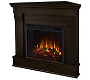 Real Flame Chateau Corner Electric Fireplace - H281244