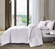 Blue Ridge 1000TC Cotton Euro Down Twi n Comforter - H285844