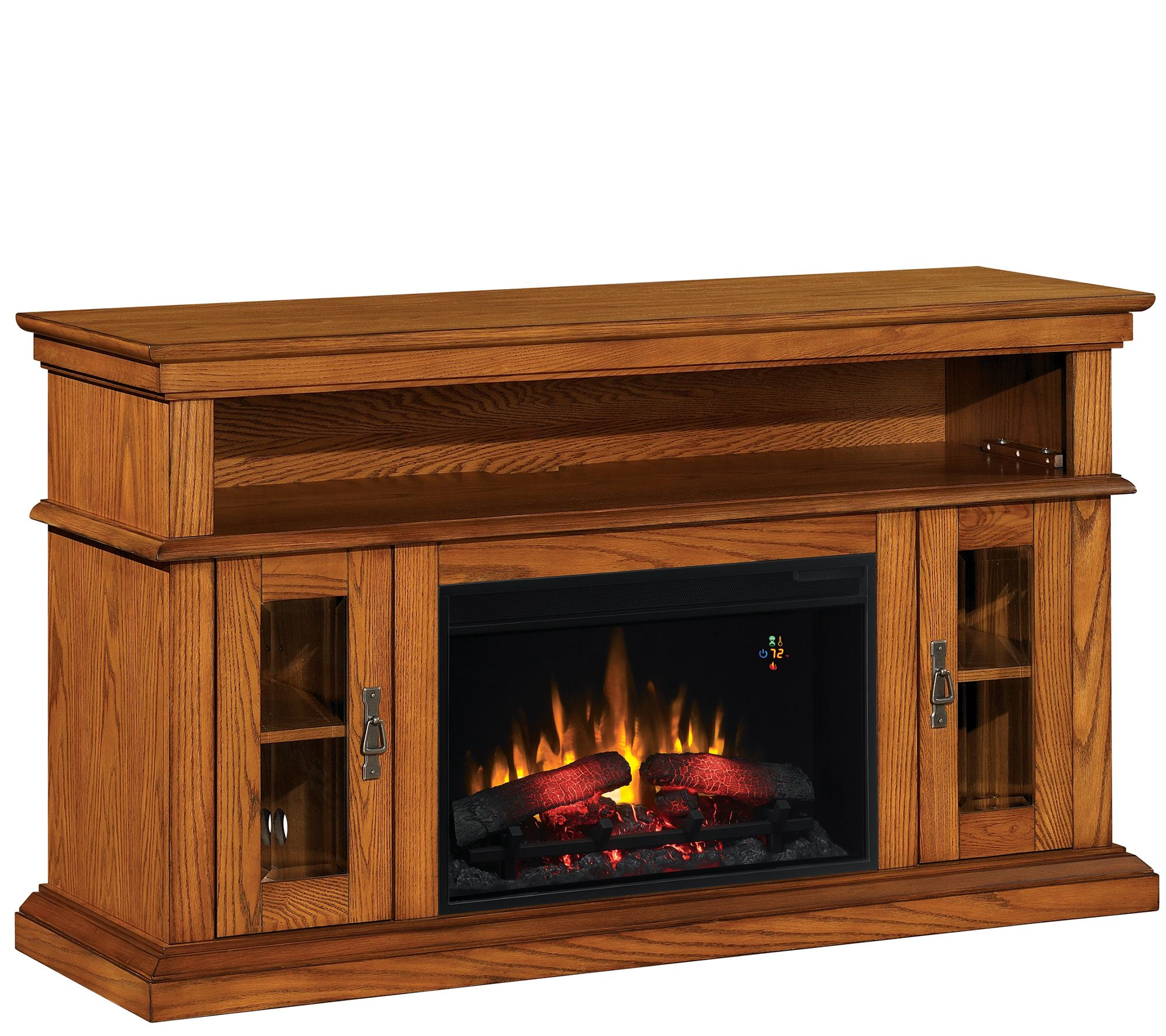 Bell 39 O Brookfield Tv Stand Infrared Electric Fireplace Heater
