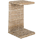 Cai Wicker Accent Table by Valerie - H291044