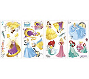 RoomMates Disney Princess Friendship Peel & Stick Wall Decals - H291544