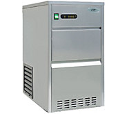 SPT 44-lb Automatic Stainless Steel Ice Maker - H294344