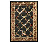 Lyndhurst Open Floral Power Loomed 4 x 6 Rug - H356844