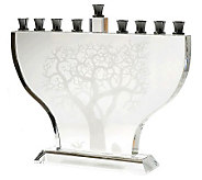 Copa Judaica Tree of Life Menorah - H144845