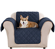 Sure Fit Microfleece Chair Furniture Cover - H204345