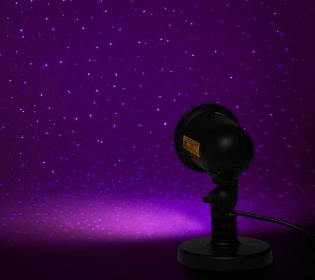 blisslights outdoor indoor laser projector w led lighting. Black Bedroom Furniture Sets. Home Design Ideas