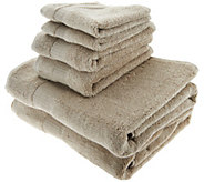 Northern Nights 100Micro Cotton 6-piece Towel Set - H210945