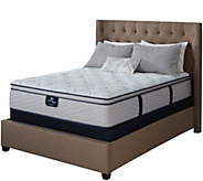 Serta Perfect Sleeper Capriana Eurotop Twin Mattress Set - H211445
