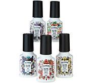 Poo-Pourri Set of (5) 2-oz Bathroom Deodorizers w/Gift Boxes - H213545