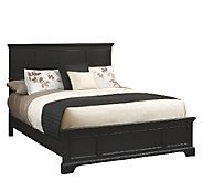 Home Styles Bedford Black King Bed - H282845