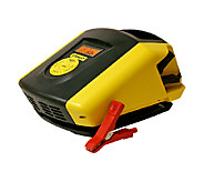 Stanley 15 AMP Battery Charger w/ Quick Start Timer - H284045