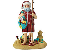 Seashore Santa Figurine by Pipka - H289145