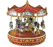 Mr. Christmas Triple Decker Carousel - H289345