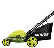 Sun Joe 20-Inch 12-Amp Electric Lawn Mower - H296845