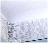 Beautyrest King 400 Thread Count Pima Cotton Mattress Pad - H162846
