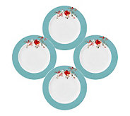 Lenox Simply Fine Chirp Dessert Plates - Set of4 - H170846
