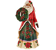 Jim Shore Heartwood Creek 11 Flowering Festivity Figurine - H206546