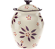 Temp-tations Old World 9 Cookie Jar - H207546