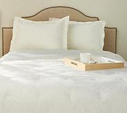 Dennis Basso Lush Velvet Queen Comforter w/ 2 Matching Shams - H213146