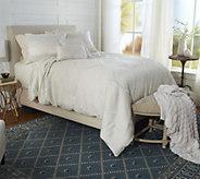 Fielder Home 5-Piece Full Ogee Jacquard Comforter Set - H215446