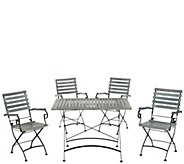Safavieh Lawndale 5-Piece Outdoor Dining Set - H286246