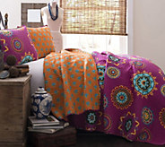 Adrianne 3-Piece King Quilt Set by Lush Decor - H289646