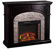Tanaya Infrared Electric Fireplace - H291046