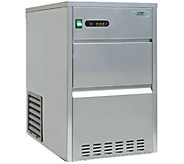 SPT 66-lb Automatic Stainless Steel IceMaker - H294346