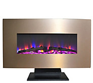 Cambridge 36 Electric Fireplace w/ Color Log Display - H295246